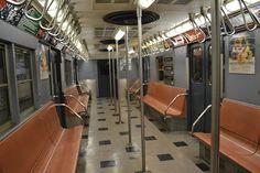 Транспортный музей Нью-Йорка (New York Transit Museum, NYC)