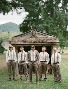 #Groomsman picture! Create your dream #wedding at the upcoming @rockymtnbridal show in Denver January 11, 2015