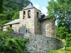 Publicamos la iglesia de San Pedro, en la localidad de Estet. #historia #turismo  http://www.rutasconhistoria.es/loc/iglesia-de-san-pedro-estet