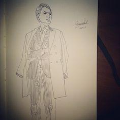 Fashion Sketch #013
