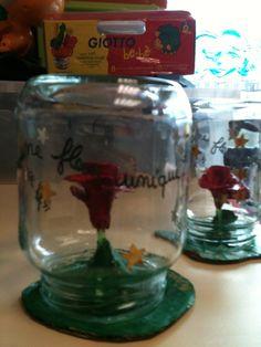 La rose unique du Petit Prince - La classe de Teet et Marlou