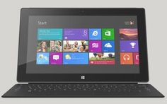 La Surface Pro estará disponible en enero de 2013 a precios de 899 y 999 dólares para los modelos de 64 y 128 GB.