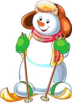 snowmen.quenalbertini: Photo, author lar20820639 on Yandex