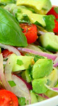 Avocado Shrimp Salad | Recipe | Avocado Shrimp Salads, Shrimp Salads ...