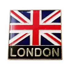 Collectible Union Jack Lapel Pin! Souvenir