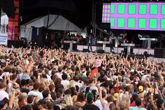 Step by Step Music Festivals in London Guide #London #stepbystep