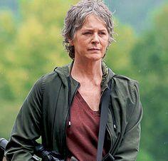 The Walking Dead Stills ▶ Season 6 → 12. Not Tomorrow YetCarol and Daryl