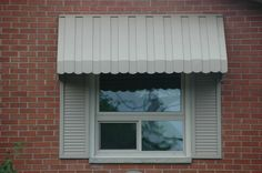 Awning Slider Combination- Pebble #window