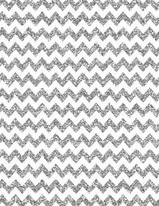 Silver chevron background - 15 colors available - free instant download.