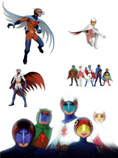 Battle of the Planets AKA G-Force