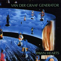 """Although history will recall the Van der Graaf Generator as being a """"progressive rock"""" group, in many respects, this assessment has more to do with timing than the actual music this far ahead-of-their-time band actually made. Imagine if Pawn Hearts, their masterpiece, was released in 1981 instead of 1971, if you take my point.  It wasn't for nuthin' that the likes of John Lydon, Julian Cope and Marc Almond were such massive fans of the group. David Bowie, it is alleged, once refereed to…"""
