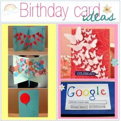 """""""DiY: birthday cards (:"""" by the-polyvore-tipgirls ❤ liked on Polyvore"""