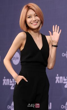 SNSD - Choi SooYoung #최수영 #수영 'Party' era Channel Soshi - OnStyle event 150721 #채널소시
