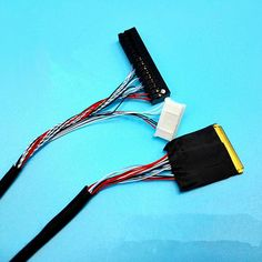 40 pin lvds cable for mini itx motherboard | LVDS CABLE | Cable