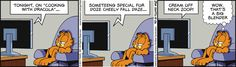 Garfield by Jim Davis for Oct 26, 2017 | Read Comic Strips at GoComics.com