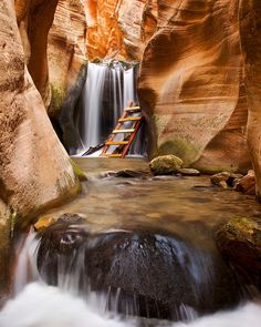 Slot Canyon, Southwest Utah >>> This looks like an amazing hike!