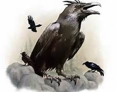 Gwagwakhwalanooksiwey- Native American myth: a giant raven that preyed upon the Kwakiutl people of Canada by eating their eyes and brains.
