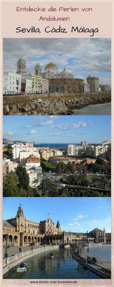 Highlights von Andalusien, Sevilla, Cádiz, Málaga, Spanien