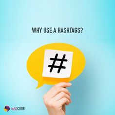 Why use A HASHTAGS?  - Hashtags make it easier to find and follow directions about people, topics, events, locations, promotions and more. - Hashtags up the odds for you or your business being discovered. So don't forget to write the HASHTAGS before sharing your content.  Phone: +961 1 485 494 Mobile: +961 3 938 654 (24/7 availability) Website: nascode.com  #marketing #advertising #google #boosting #plan #website #design #software #development #company #Lebanon #hashtag