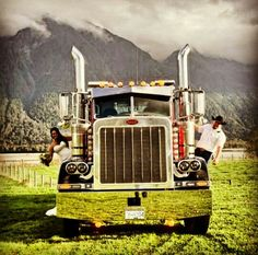 Trucker's Wedding
