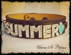 Summer Slide Bracelet - Charm-A-Palooza
