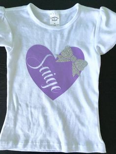 Personalized Toddler Shirt https://www.etsy.com/listing/464527344/toddler-girls-shirt-personalized-shirt