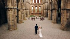 This intimate American wedding held at San Galgano Abbey in Tuscany really stole our hearts. Sending much love to our wonderful Taymi & Jovan from Miami and to all the amazing professionals who shared this glorious day with us! MUA: Cherie Spisso Florist: Roberto Fiori  Calligraphy: Monica Tallone  Catering & Rentals: Preludio Cortona Venue: San Galgano Abbey, Podere Celli Photographer: Jules Bower Videographer: Gattotigre - Destination Wedding Videography