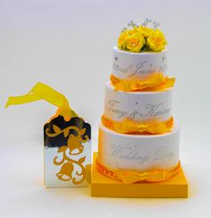 Keepsake Wedding Day Card