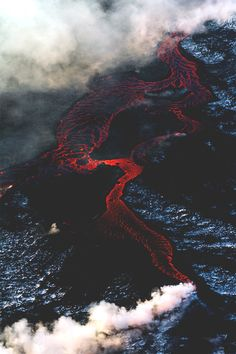 Landscapes // River in Red © | Assured To Inspire