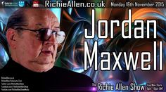 Jordan Maxwell On Paris Attacks, Friday 13th, The Knights Templar and More! Published on Nov 17, 2015  Please Support The Show – http://richieallen.co.uk/  https://www.facebook.com/therichieall... http://www.youtube.com/RichieAllenSho...