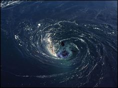 Maelstrom in the South Atlantic