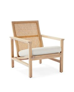 Georgica Lounge Chair - Serena & Lily Home Renovation, Home Remodeling, Modern Murphy Beds, Diy Bed, Tropical Decor, Occasional Chairs, Cheap Home Decor, Home Decor Accessories, Outdoor Chairs