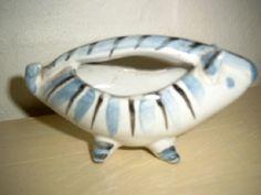 RAS karsegris/cress pig. År/year 1940-50s. #RAS #karsegris #keramik #ceramics #pottery #danishdesign #nordicdesign #klitgaarden. SOLGT/SOLD from www.klitgaarden.net.