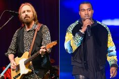 Tom Petty and the Heartbreakers, Kanye West perform
