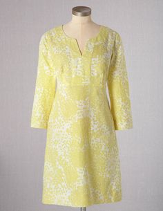 Casual Tunic Dress WA398 Above Knee Dresses at Boden