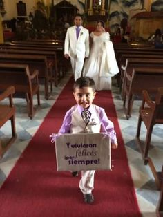7. O un lindo mensaje para terminar la ceremonia. Wedding 2017, Wedding Ceremony, Our Wedding, Dream Wedding, Wedding Signs, Mariachi Wedding, Charro Wedding, Wedding Planer, Ideas Para Fiestas