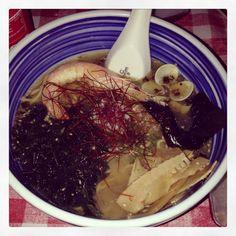 #ramen #marisco #japanesefood #foodporn #food #japanese