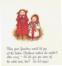 written by Doris Faulhaber ; illustrated by Holly Hobbie published (for $1) 1972; American Greetings Corporation Loved, ch...