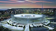 Río de Janeiro - Brasil | Estadio Mané Garrincha, Brasilia | http://riodejaneirobrasil.net