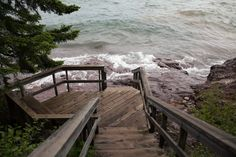 Honeymoon House on Superior Pebble Beach - Chalets for Rent in Lutsen Pebble Beach, Garden Bridge, Outdoor Structures, Cabin, House, Decor, Chalets, Decoration, Decorating