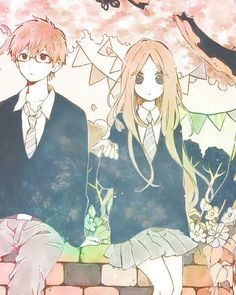 Hibi Chouchou~~ haven't read this, but it looks really cute