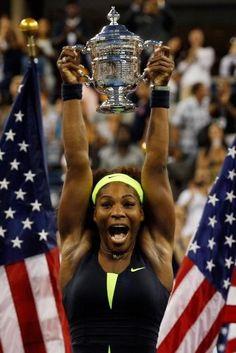 Serena Williams wins her 15th Grand Slam singles title