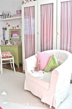 Villa ✪ Vanilla: Nike\'s House, upstairs | Jugendzimmer Mädchen ...
