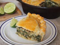 Chard Tart - Pastel de Acelga // Peru Delights