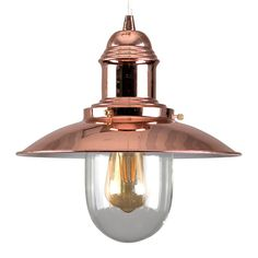 Found it at Wayfair.co.uk - Ukai Fishermans 1 Light Mini Pendant