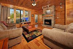 eagle 39 s landing 6 bedroom gatlinburg cabin rental with a fantastic