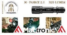 Mactronic M-Force 320 lm, € Shops, Luminous Flux, Light Fixtures, Tents