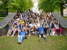Group shot at Epsom College //