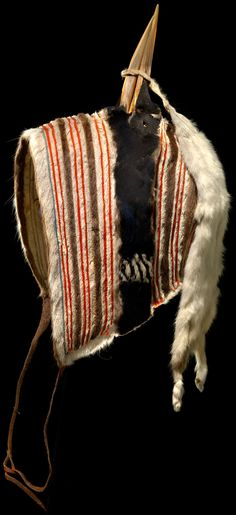 Infinity of Nations: Art and History in the Collections of the National Museum of the American Indian - George Gustav Heye Center, New York  1850 dance cap