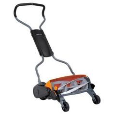 Eco friendly mower! StaySharp Max 18 in. Push Reel Lawn Mower (6201)-62016935J at The Home Depot